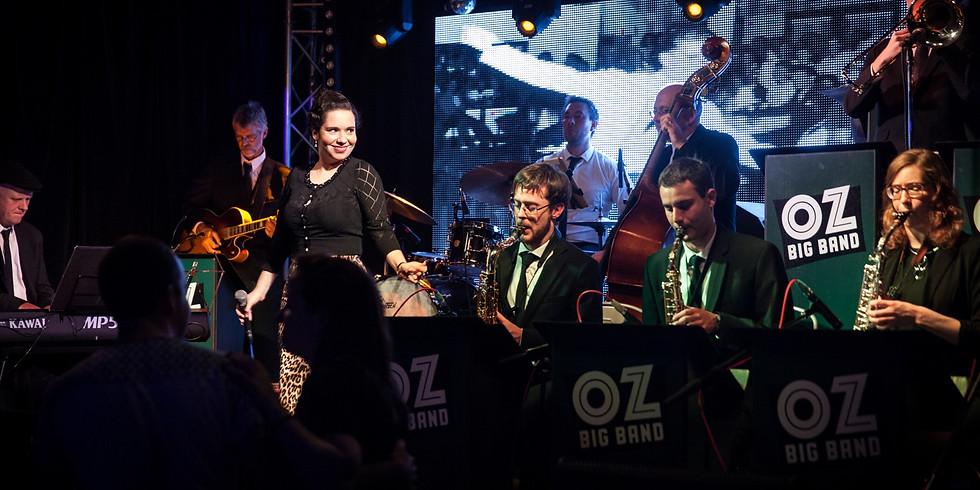 Oz Big Band's 35th Anniversary Celebration