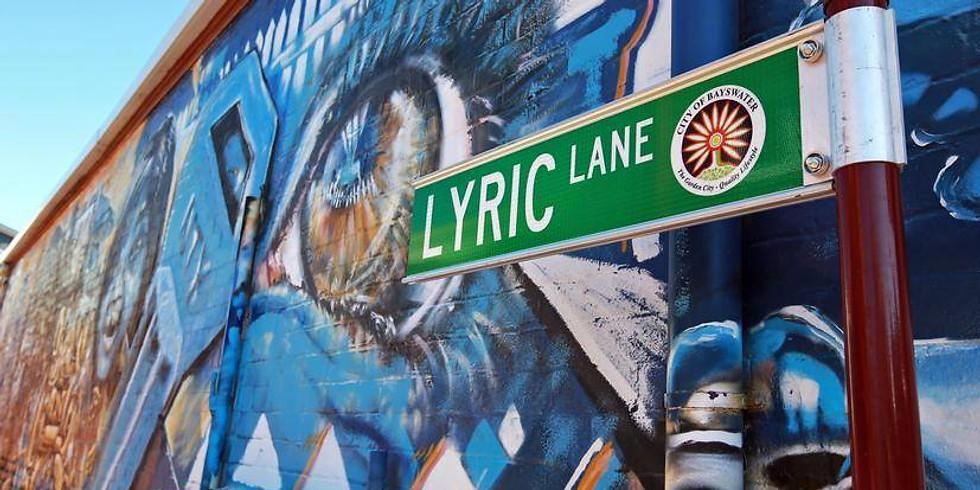 Lyric Laneway Party #2