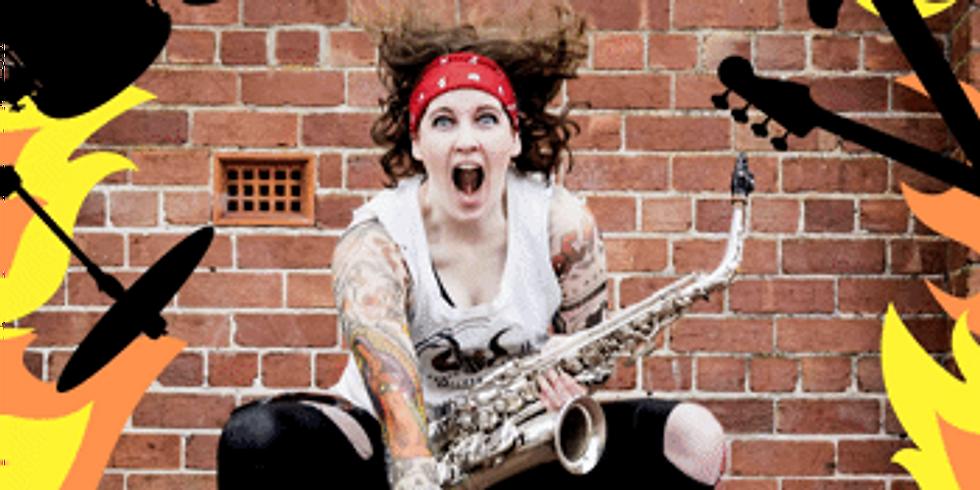 Perth Sax Rockers + Rhythm