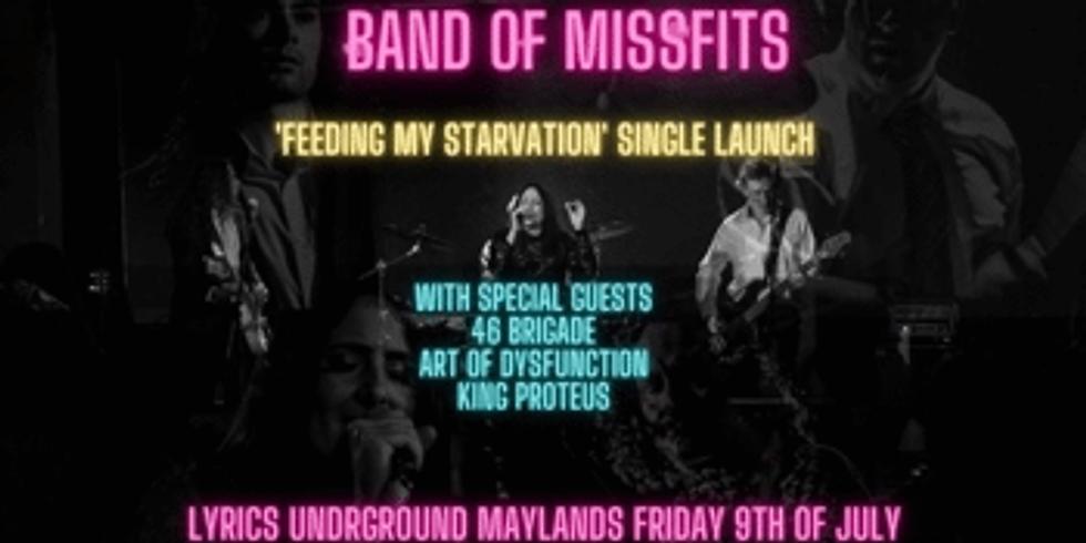 Band Of Missfits – single launch