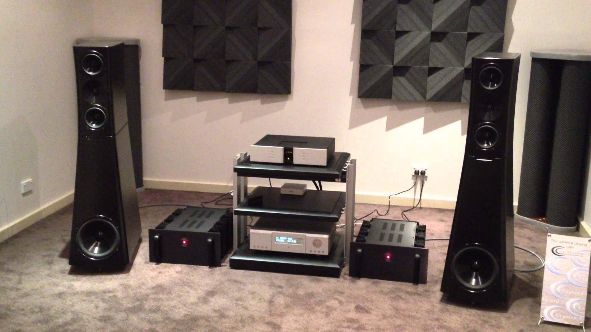 Partner Design - Amplifiers we have in our Ann Arbor Studio