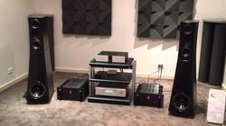 Partner Design - Amplifiers we have in our Ann Arbor Studio