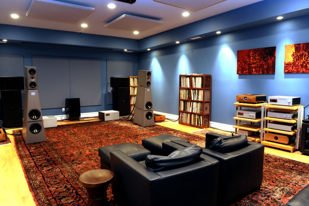 A Partner Design - Speakers we have in our Ann Arbor Studio
