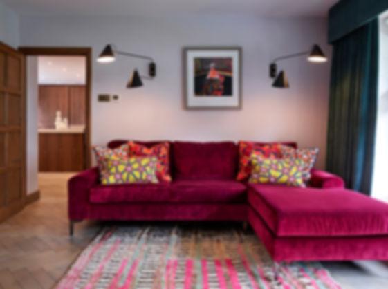 family home interior design