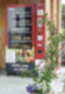 24h einkaufen beim Bauern am Verkaufsautomaten in Friolzheim