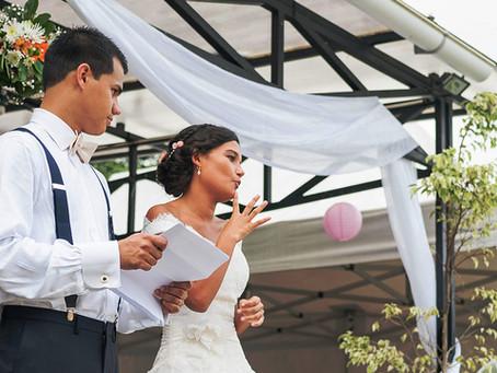 Le mariage sourd, un événement exceptionnel et original
