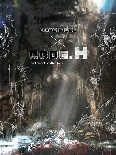 code H Concept Arts Collection
