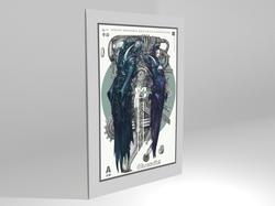 MU ( Art Prints ) A set
