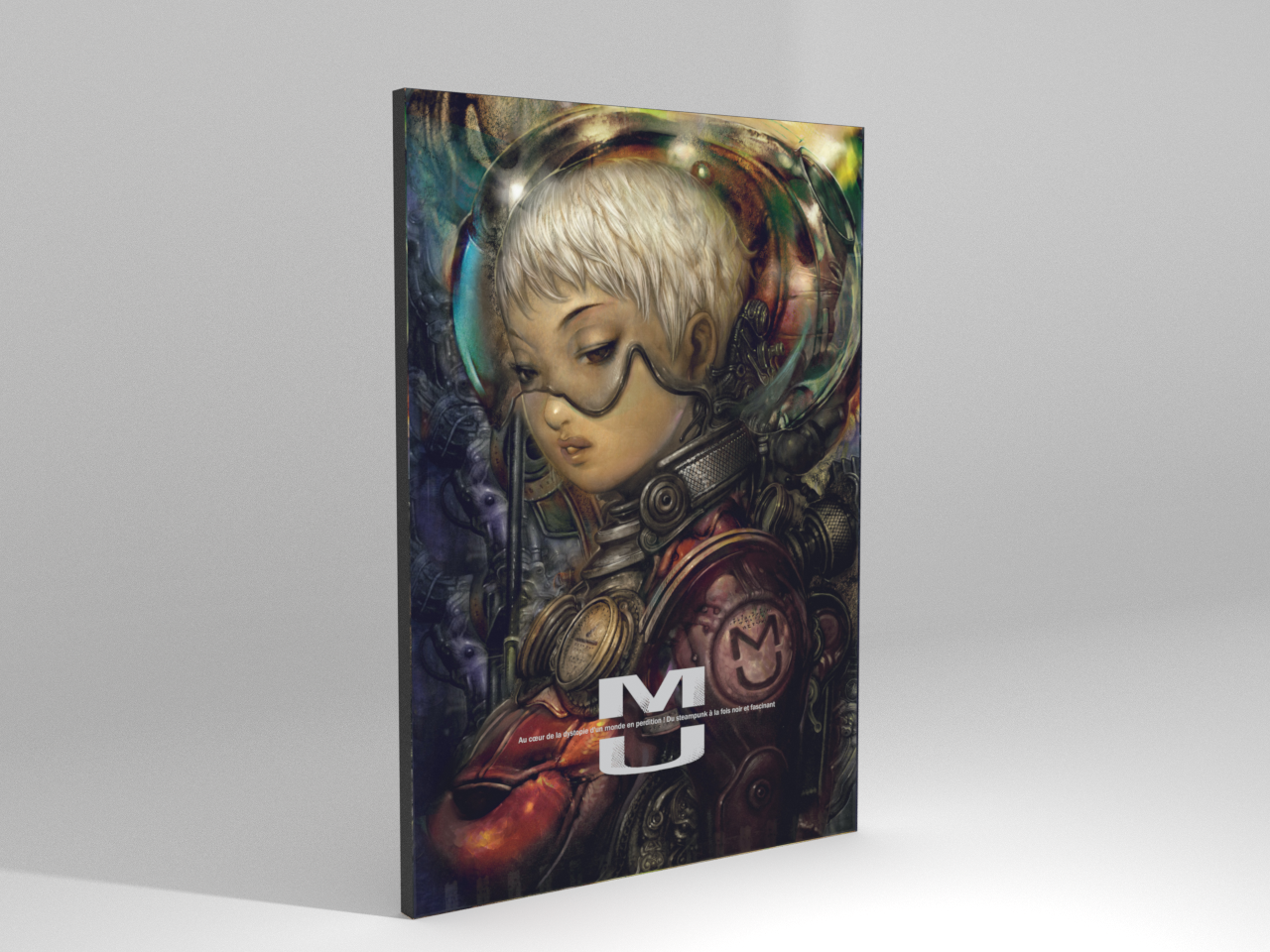 MU ( Art Books )