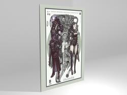 MU ( Art Prints ) B set