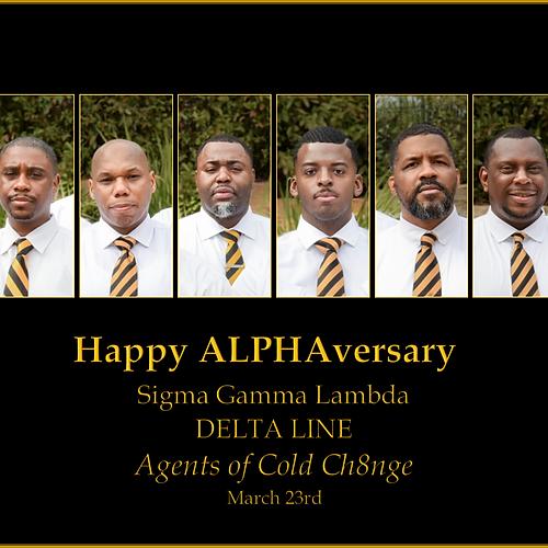 SGL Delta Line ALPHAversary