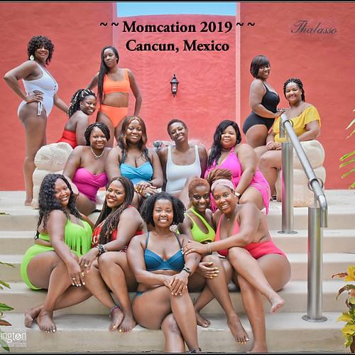 Cancun Momcation
