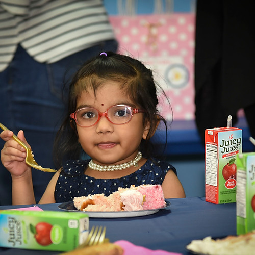Anvitha's 4th Birthday Party!
