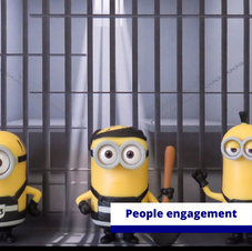 Are your leaders in comms lock up?