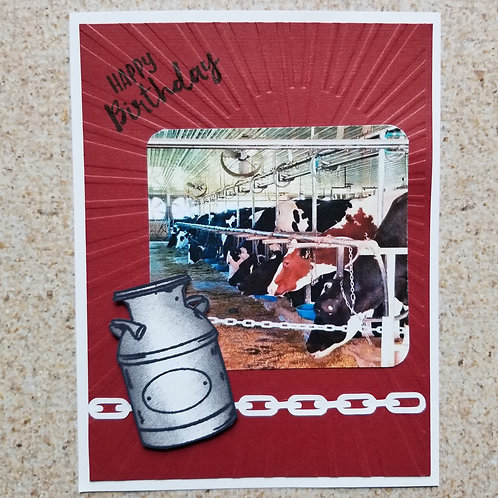 "CLICK TO ORDER ""Birthday Cows""        5-card pack"