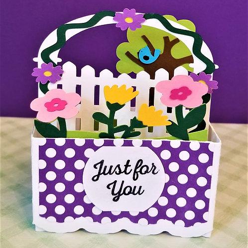 Box Garden card