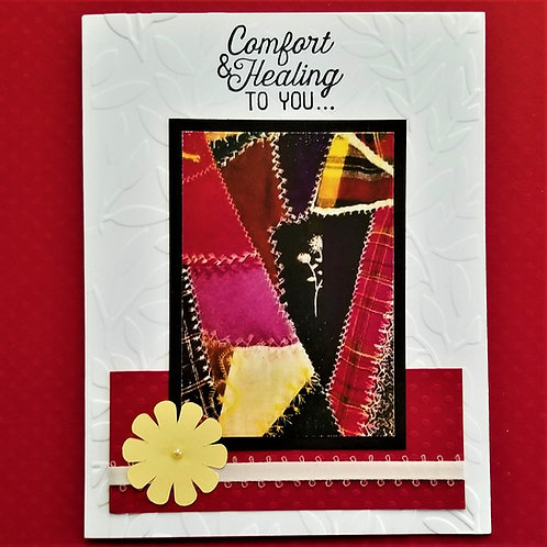 "CLICK TO ORDER ""Grandma's Quilt""   5-card pack"