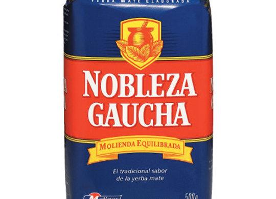 Yerba Mate Nobleza Gaucha 500g