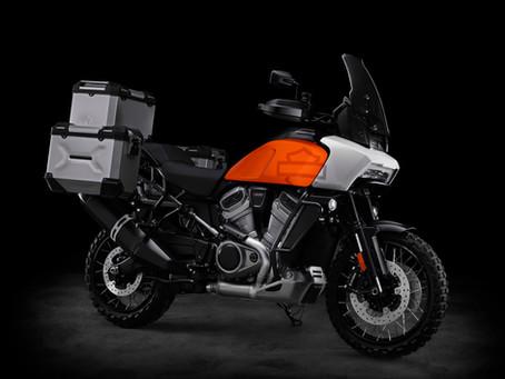 2021 Harley-Davidson Pan America & Bronx