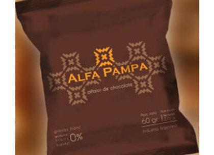 Alfajor Alfa Pampa - Milk Chocolate (Unit)