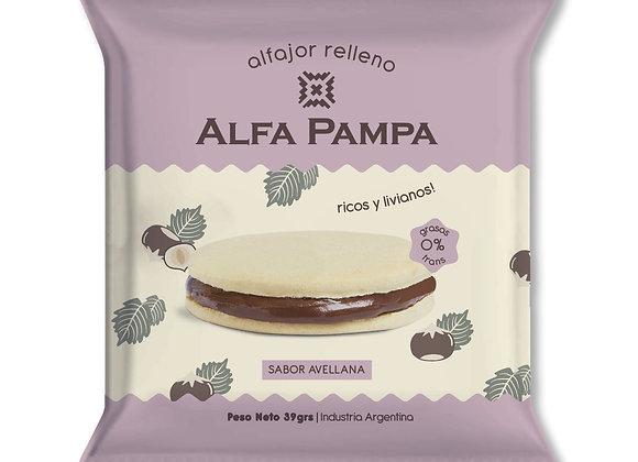 Alfa Pampa Alfajores - Avellana / Hazelnut