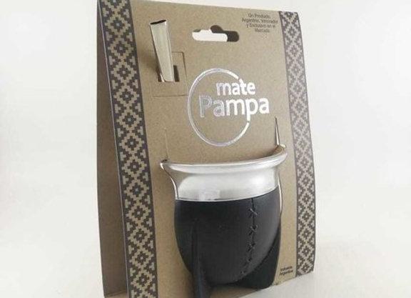 Mate Pampa Kit (Boca Ancha)