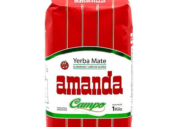 Yerba Mate Amanda Campo 1 Kg