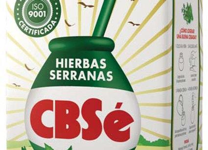 Yerba Mate CBSe Hierbas Serranas 1Kg