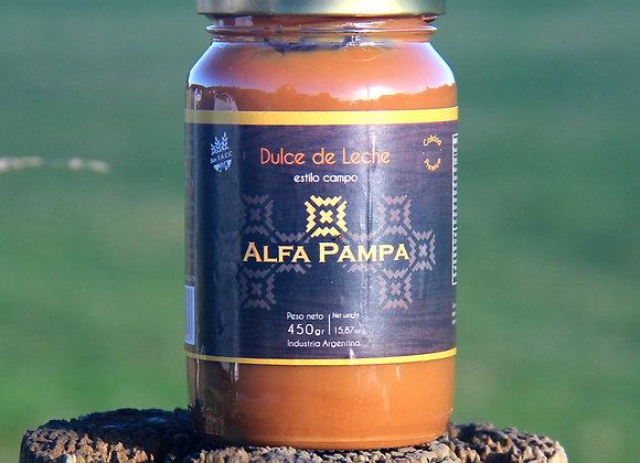 Dulce de Leche Estilo Campo (Country Style) -Alfa Pampa