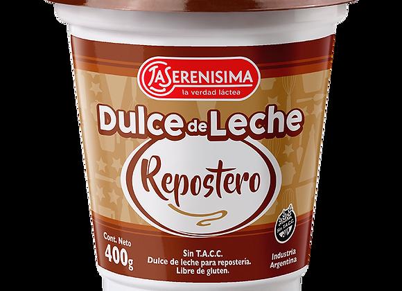 Dulce de Leche Repostero 400g