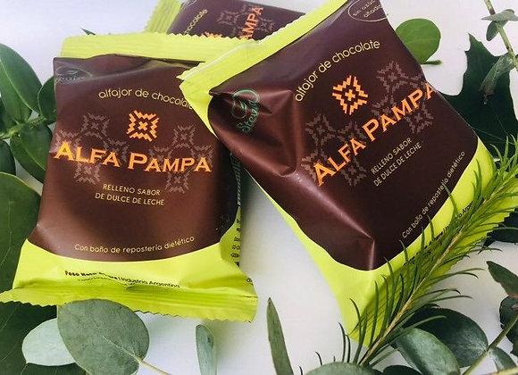 Alfa Pampa Alfajores - Sin azucar/No Sugar (Unit)