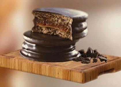 Alfajores Alfa Pampa -Milk chocolate (x12)