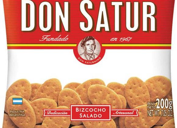 Don Satur Bizcochos Salados 200g