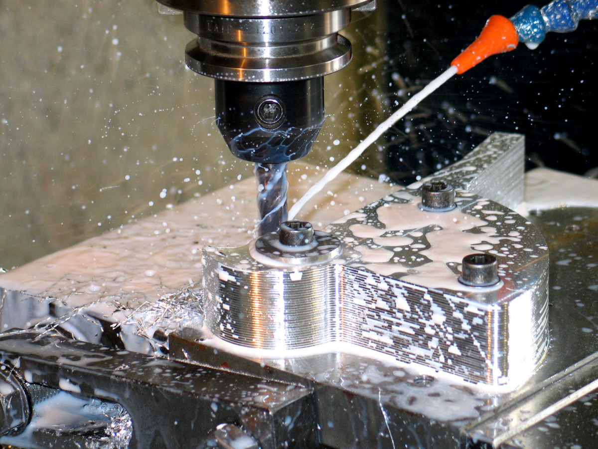 CNC Pattern And CNC Mold Fabricator