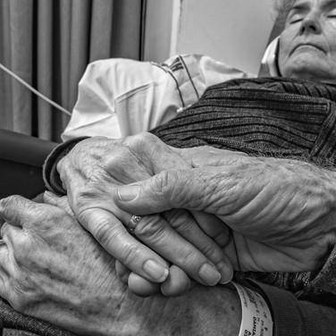 Hands and Chemo (c) Steve Harper