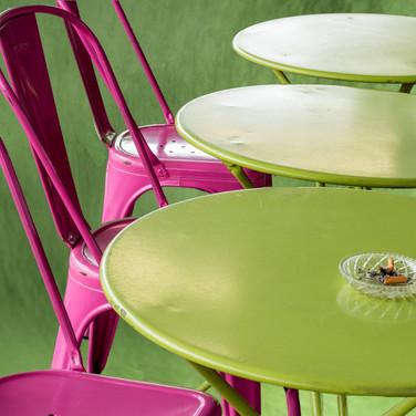 Pink Chairs (c) Steve Harper