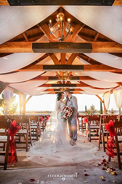Redwood Pavilion Ceremony