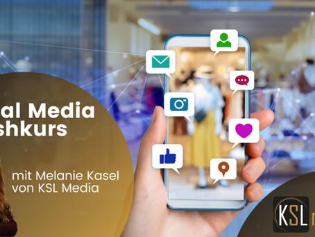 Social Media Crashkurs: 17. August 2021