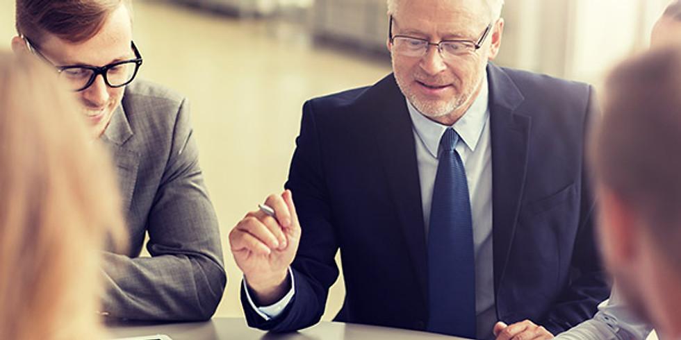 Beratungstag: Geglückte Unternehmensnachfolge