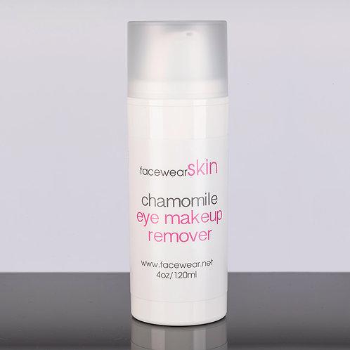 Chamomile eye makeup remover