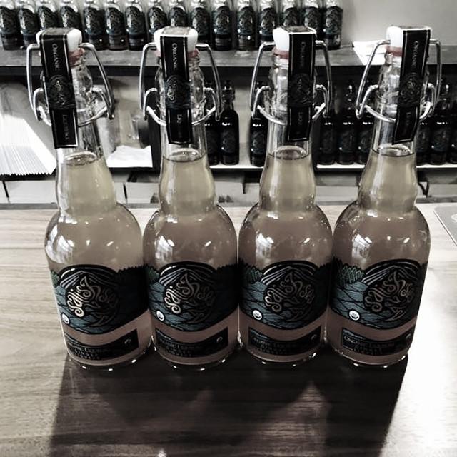100% Organic Liqueurs Award Winning