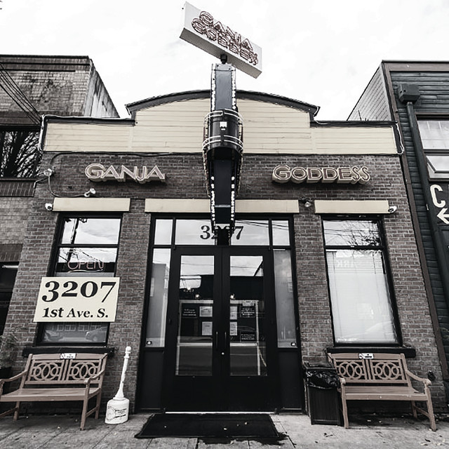 Seattle's Premier Cannabis Shop