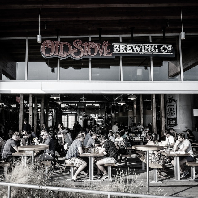 Newly Expanded Outdoor Seating Now Open