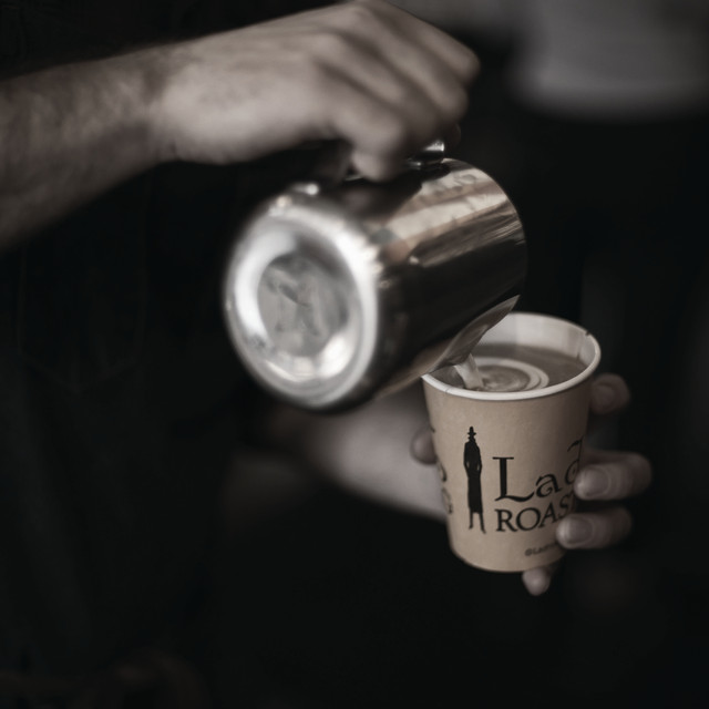 For Great Coffee We're Easy to Find