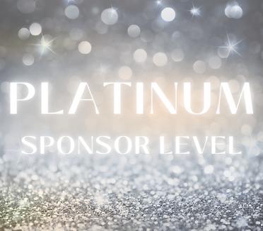 Platinum - Sponsorship Level