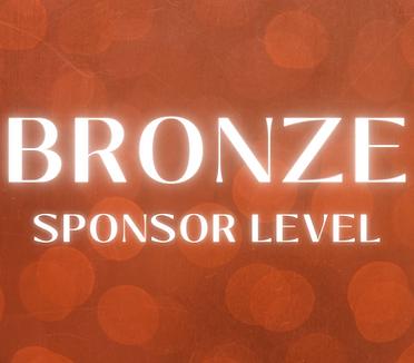 Bronze - Sponsorship Level