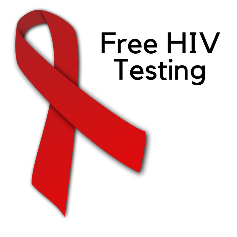 Free HIV test