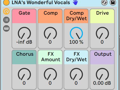 LNA's Wonderful Vocals