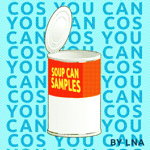 LNA's Soup Can Samples