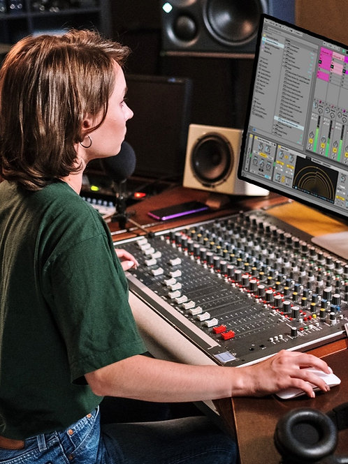 Mixing Course Stems & Material